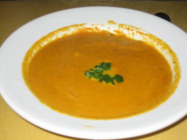 yamasaki carrot soup