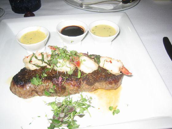 Metropolitan steak