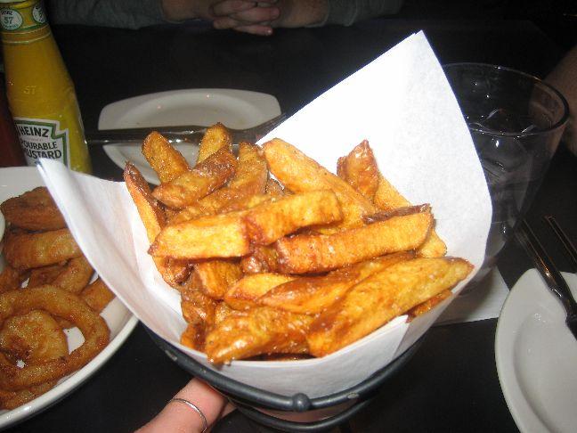 acme burger company thick cut fries