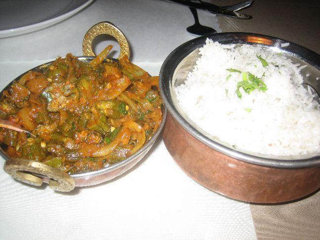 tandoor indian grill bendhi masala