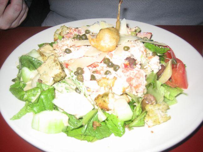 stella grill caesar salad