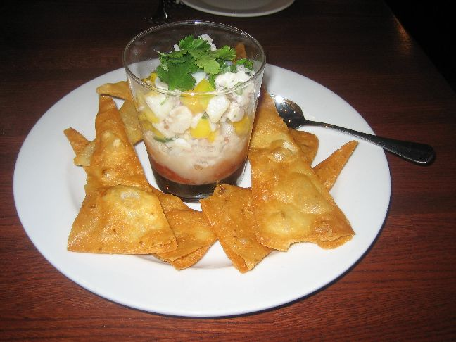 baxters american ceviche