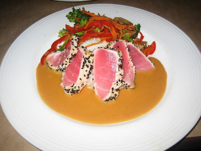 epic seared tuna