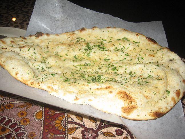 royal india garlic naan