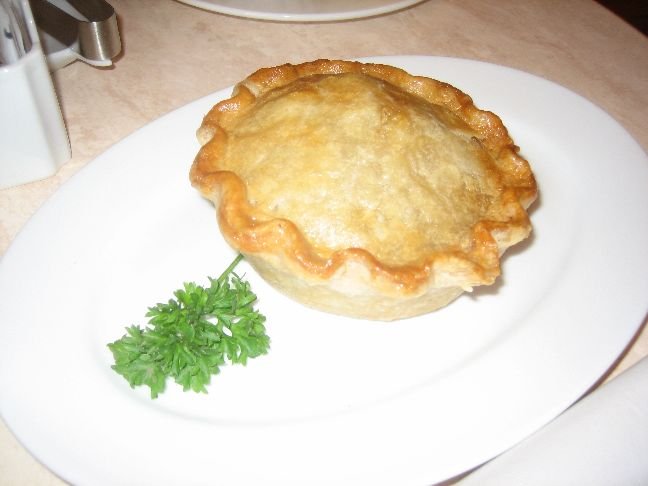 Elizabeth's Bakery and Tea Shop meat pie