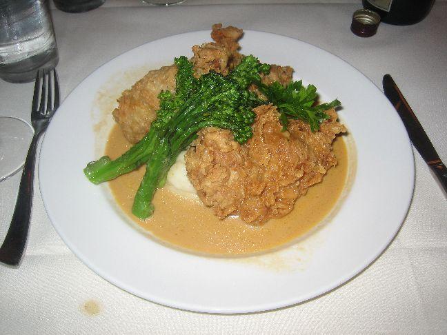francks fried chicken