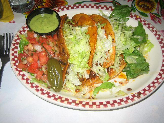 red iguana tacos don ramon