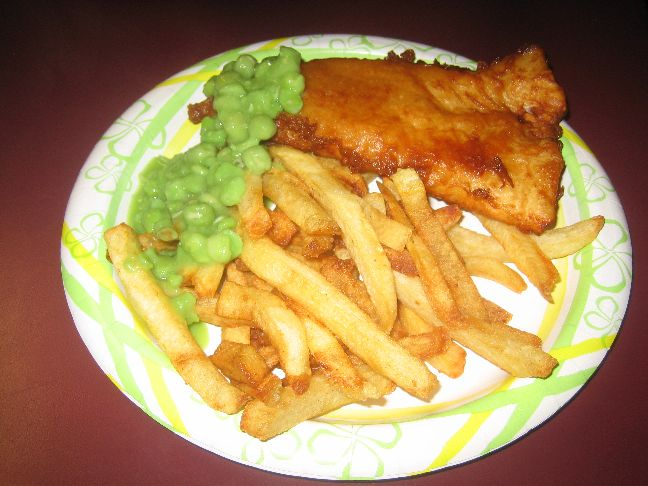 little taste of britain fish and chips