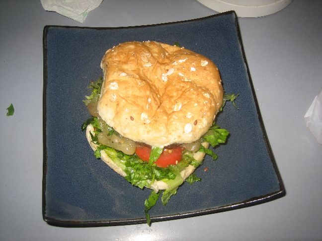 au naturale burger 1