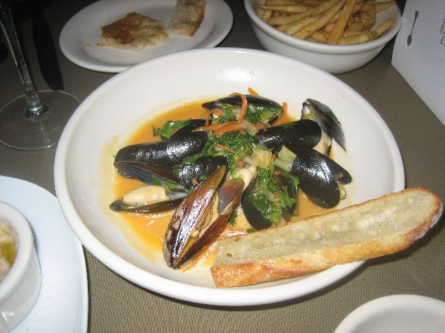 eva mussels