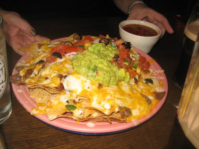 fiddlers elbow nachos