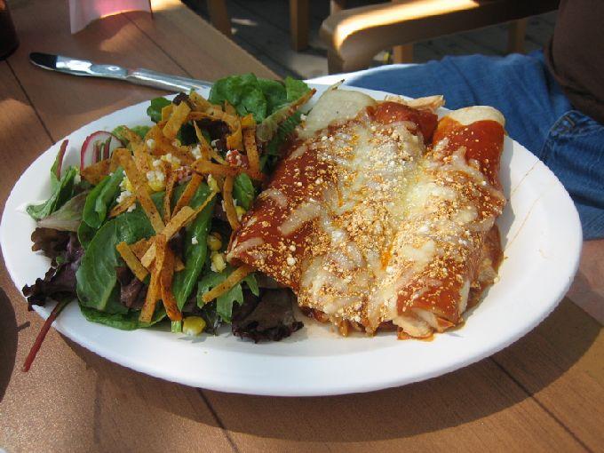 tarahumara enchilada