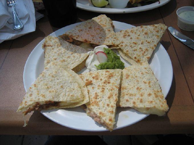 tarahumara quesadilla