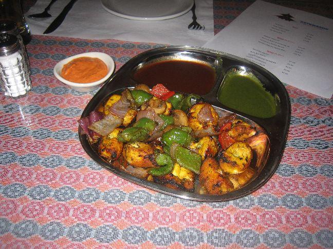 the kathmandu chicken segua