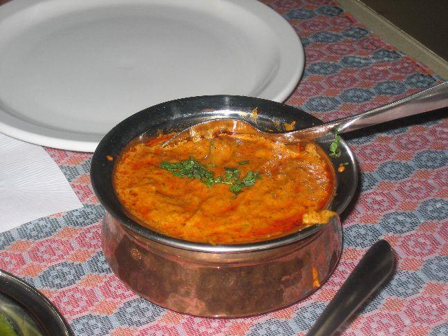 the kathmandu chicken tikka masala