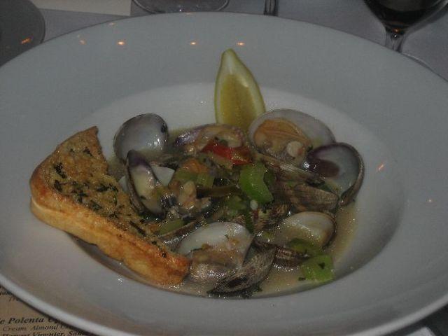 sundance clams