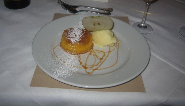 sundance apple polenta