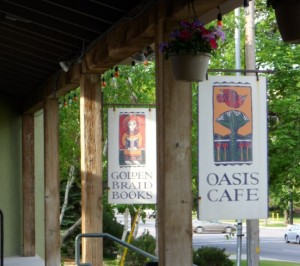 oasis cafe patio