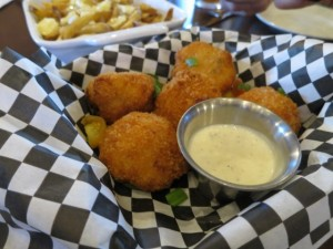 bonneville brewery deep fried mac and cheese