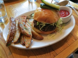 copper onion burger