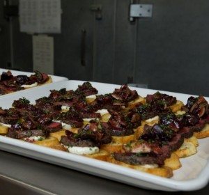 feast of five senses beef dish