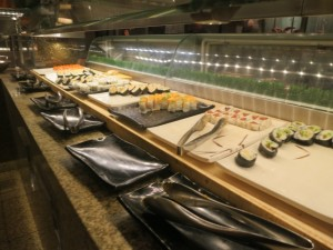 bacchanal sushi