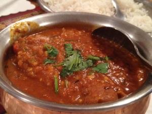 kathmandu garlic curry