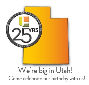 judds hill big in utah logo