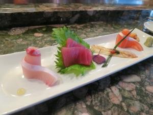 chefs sashimi omakase naked fish