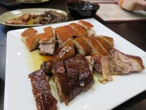 ho mei bbq bbq meat plate