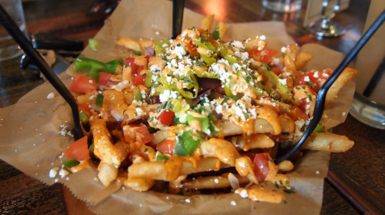 spitz street cart fries
