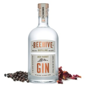 beehive distilling gin