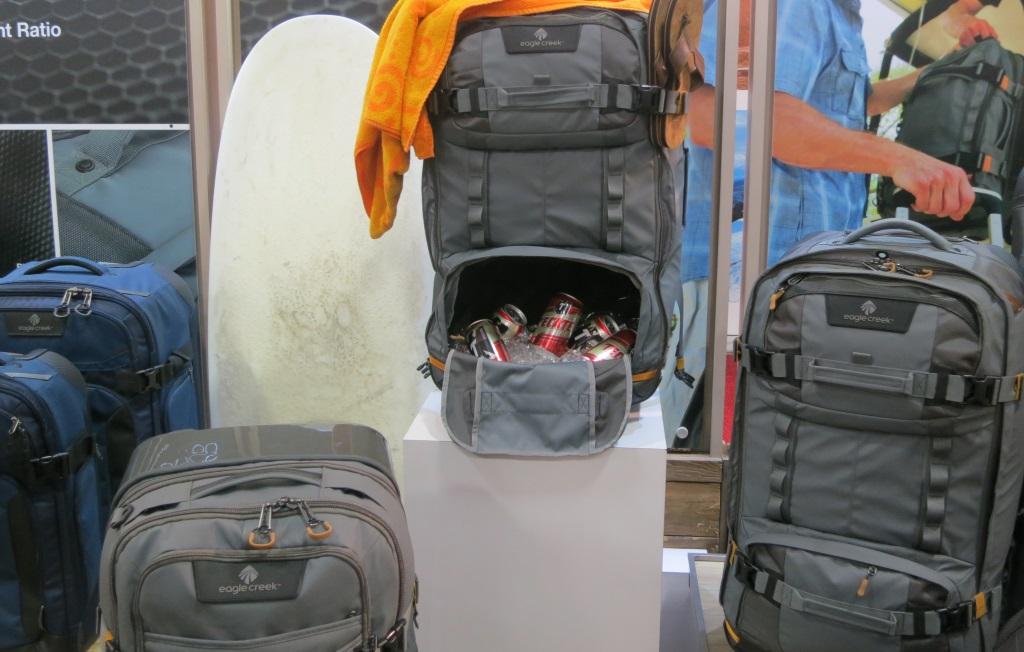 eagle creek beer backpack