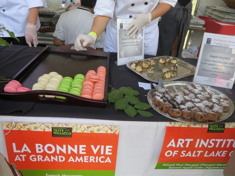 bakers dozen four taste of the wasatch 2013