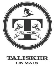 talisker on main logo