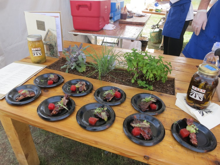 the farms offering at taste of the wasatch 2013