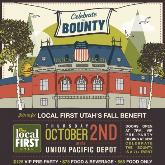 celebrate the bounty logo