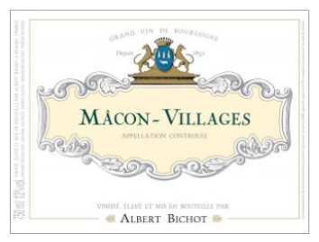 Albert Bichot Macon Villages