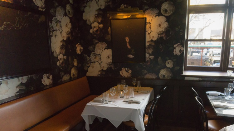 private dining room at finca downtown slc