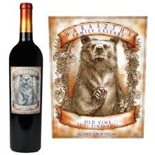 HARASZTHY FAMILY CELLARS Old Vine Zinfandel 2012