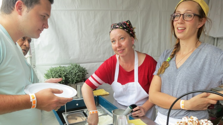Taste Of The Wasatch: Chef Amber Billingsley in 2014