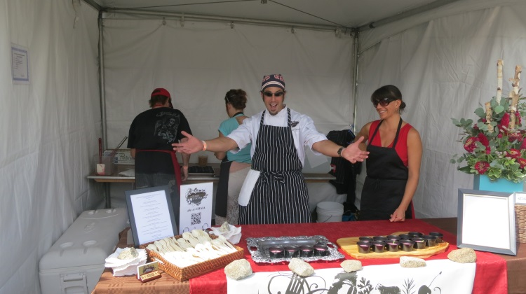 Taste Of The Wasatch: Chef Adam Kreisel of Chaia Cucina in 2014