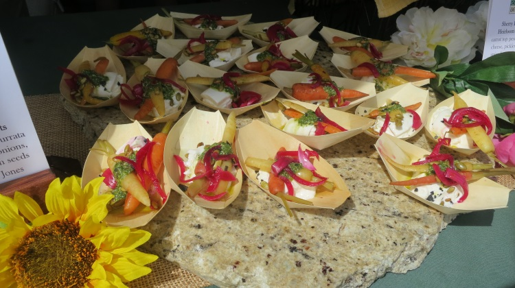 Taste Of The Wasatch: Log Haven's pickled carrots in 2014