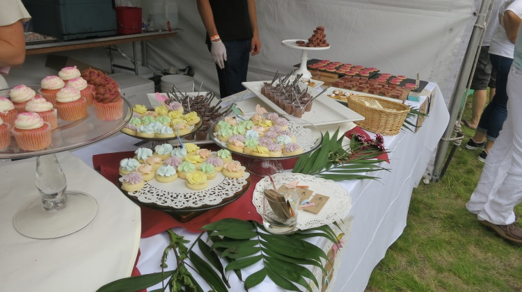Taste Of The Wasatch: Random desserts