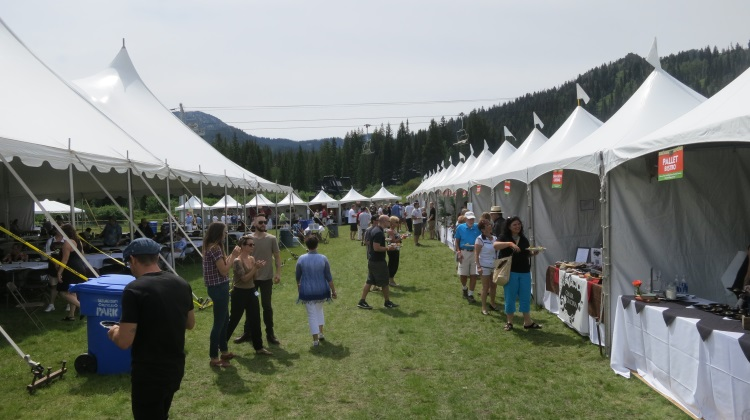 Taste Of The Wasatch in 2014