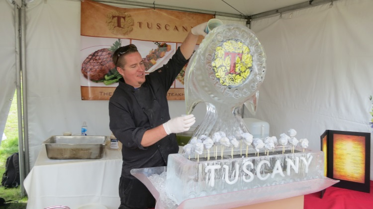 Taste Of The Wasatch: Tuscany's foie gras cotton candy in 2014