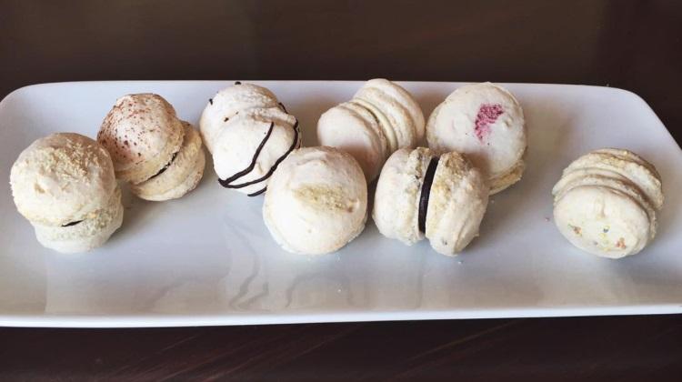 Passion Flour Patisserie macarons