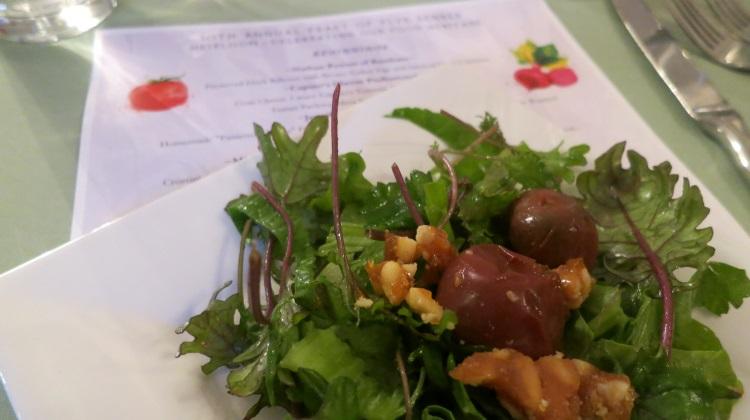 kali matson caffe niche salad