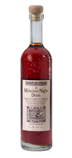 Midwinter Night's Dram