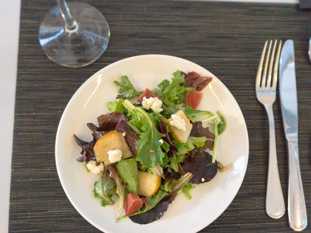 bistro 222 salad